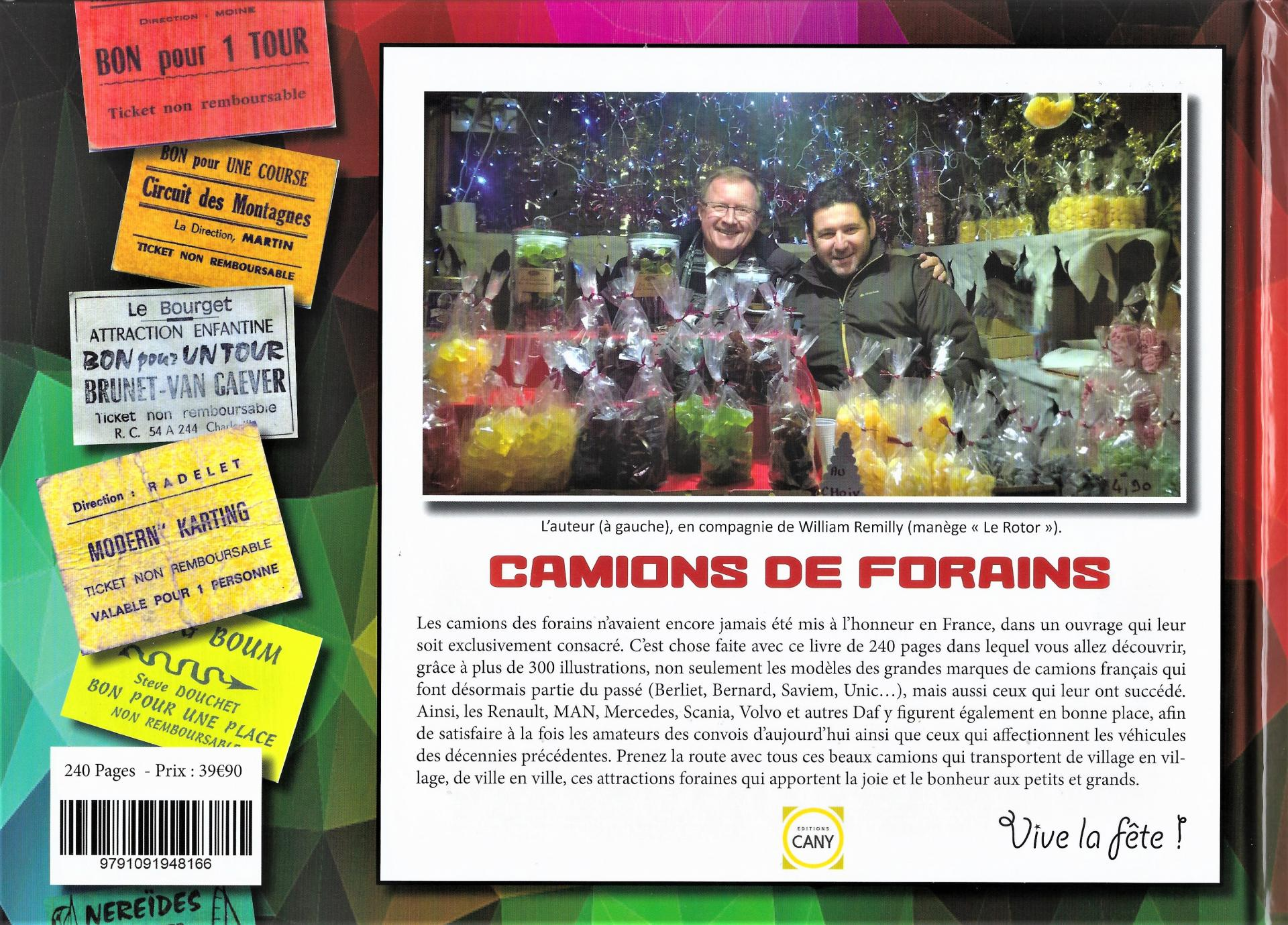 Camions forains 2 2