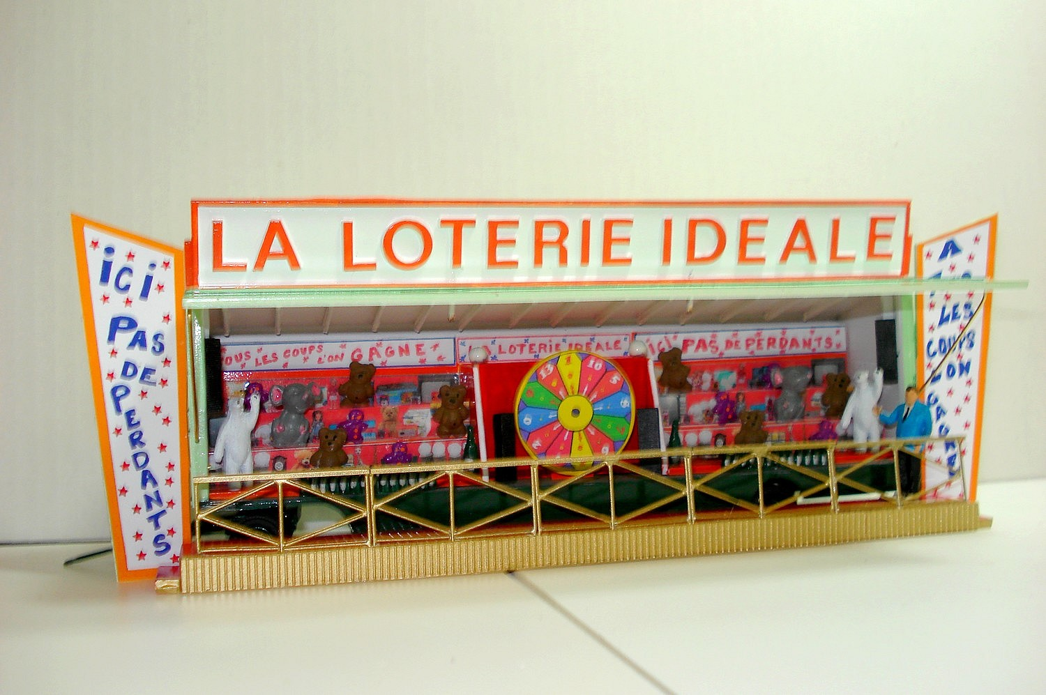 Loterie ideale