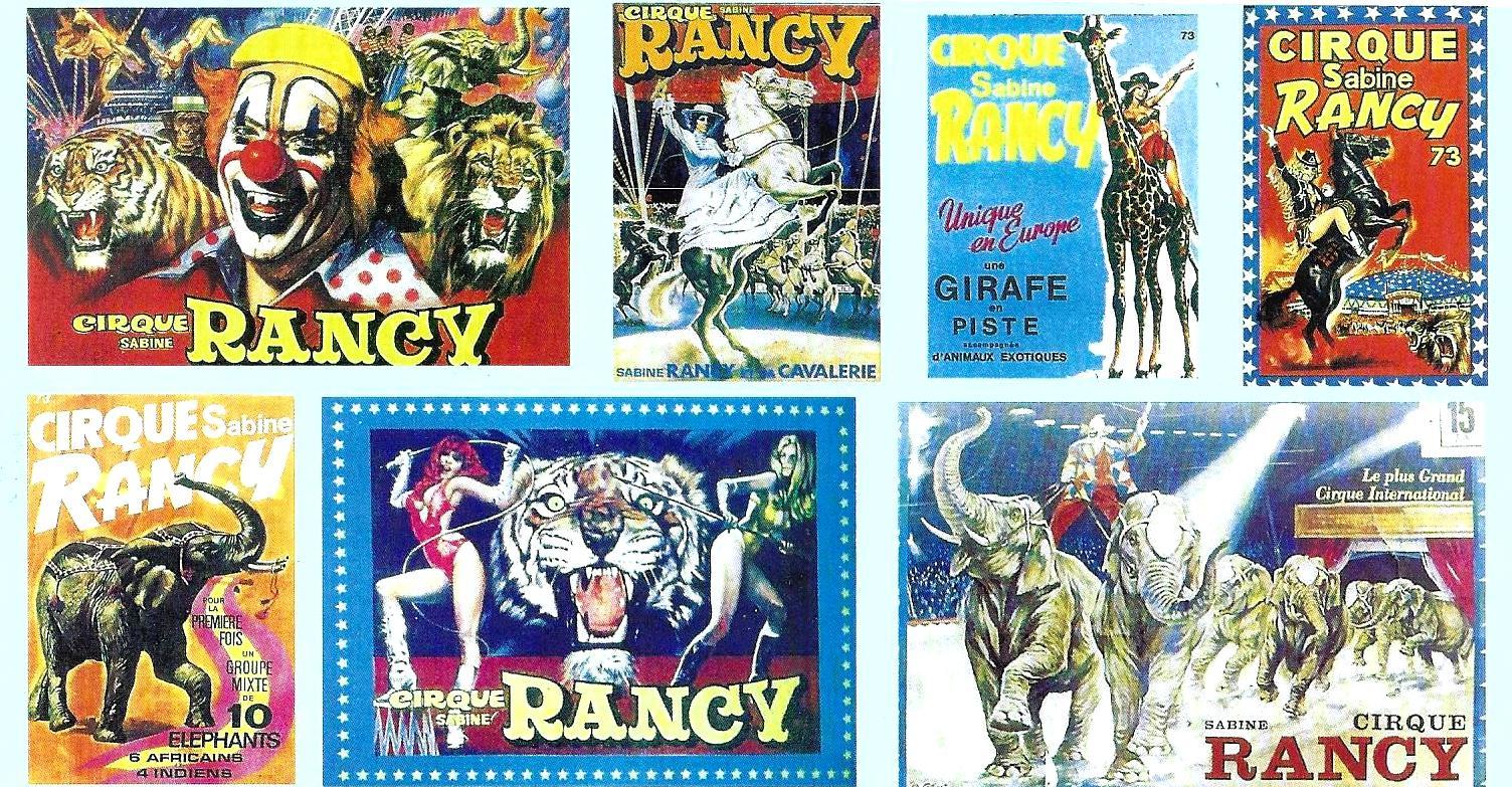 Planche rancy